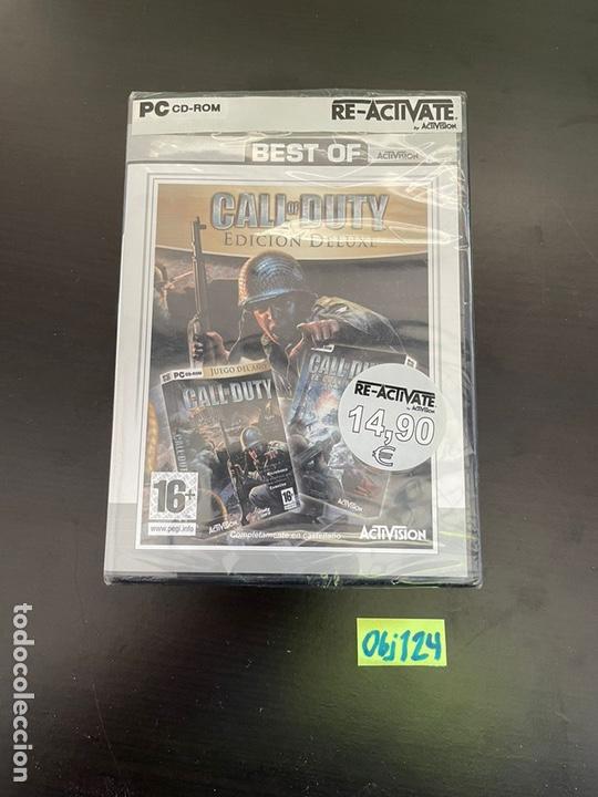 CALL OF DUTY PC (Juguetes - Videojuegos y Consolas - PC)