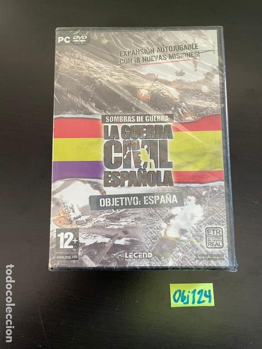 LA GUERRA CIVIL ESPAÑOLA PC (Juguetes - Videojuegos y Consolas - PC)
