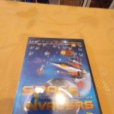 Videogiochi e Consoli: M-26 PC CDROM JUEGO NUEVO PRECINTADO SPACE INVADERS AMENAZA ESPACIAL. Lote 249075285