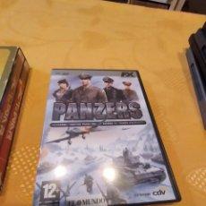 Videogiochi e Consoli: M-26 PC CDROM JUEGO PC PANZERS. Lote 249077005