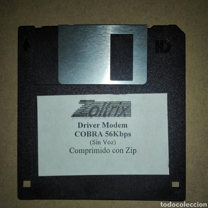 DRIVERS RATON MODEM CDROM (Juguetes - Videojuegos y Consolas - PC)