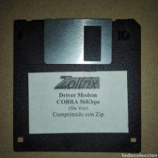 Videojuegos y Consolas: DRIVERS RATON MODEM CDROM. Lote 251806525