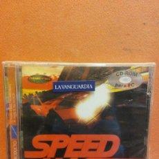 Videogiochi e Consoli: CD ROM. SPEED HASTE. LA VANGUARDIA. Lote 251835330