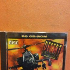Videogiochi e Consoli: CD ROM. DESERT STRIKE. REGRESA AL GOLFO. Lote 251835415