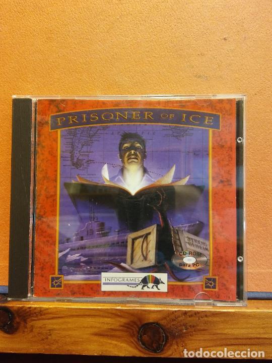 CD ROM. PRISIONER OF ICE (Juguetes - Videojuegos y Consolas - PC)