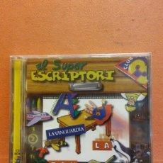 Videogiochi e Consoli: CD ROM. EL SUPER ESCRIPTORI. LA TAULA. CLUB 3. Lote 251836075