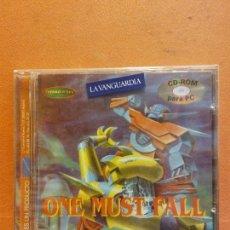 Videogiochi e Consoli: CD ROM. ONE MUST FALL. LA VANGUARDIA. Lote 251836500