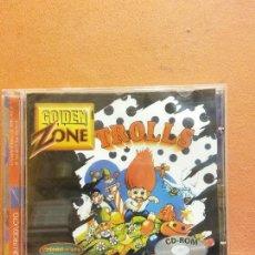 Videogiochi e Consoli: CD ROM. TROLLS. GOLDEN ZONE. Lote 251836675