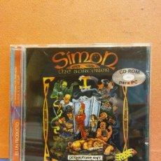 Videogiochi e Consoli: CD ROM. SIMON. THE SORCERER. Lote 251836740