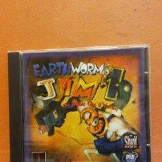 Videogiochi e Consoli: CD ROM. EARTH WORM. JIM 1. Lote 251837005