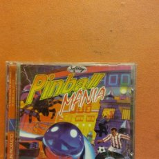 Videogiochi e Consoli: CD ROM. PINBALL MANIA. SOFTKEY.. Lote 251837145