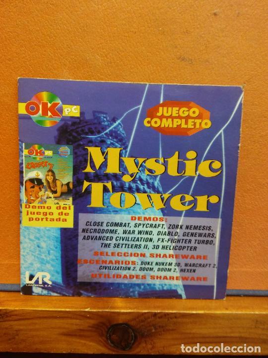 CD ROM. MYSTIC TOWER. JUEGO COMPLETO (Juguetes - Videojuegos y Consolas - PC)