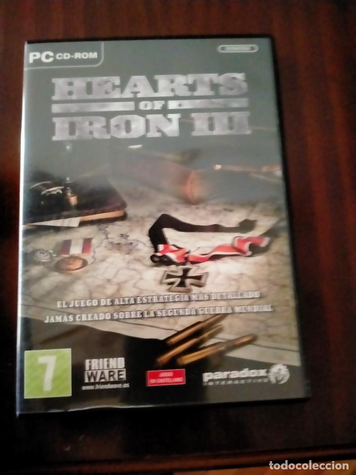 HEARTS OF IRON III - JUEGO PC (Juguetes - Videojuegos y Consolas - PC)