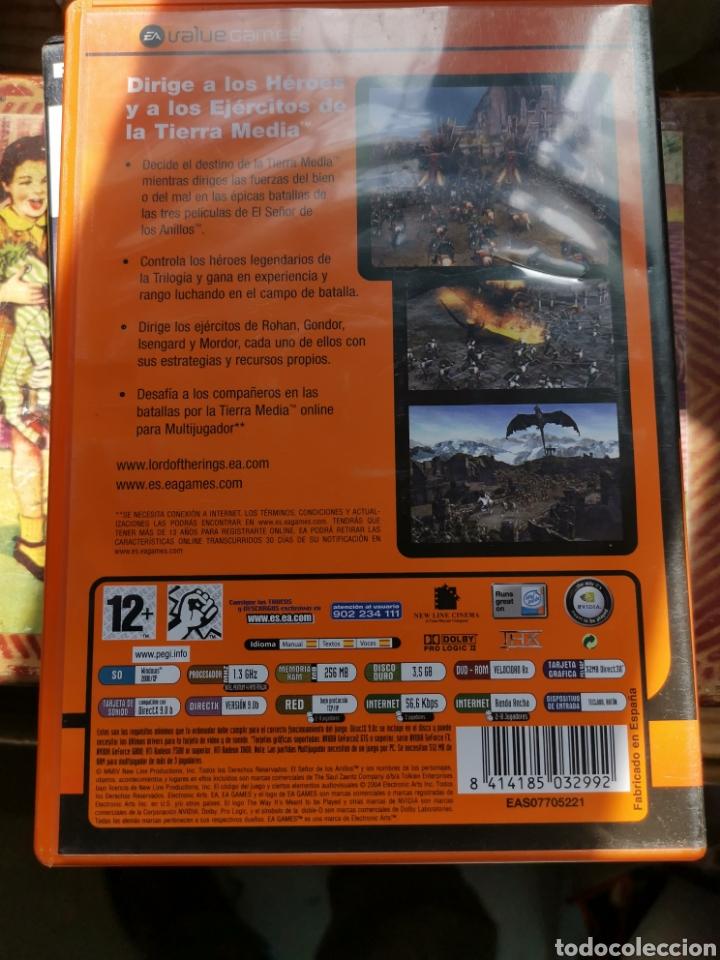 Videojuegos y Consolas: El señor de los anillos la batalla por la tierra media - Foto 2 - 252440430