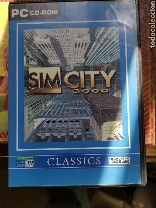 SIM. CITY 3000 PC (Juguetes - Videojuegos y Consolas - PC)