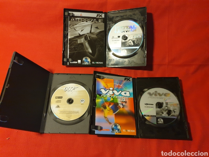 Videojuegos y Consolas: Antiguos juegos Pc CD-Rom - Foto 2 - 253559720
