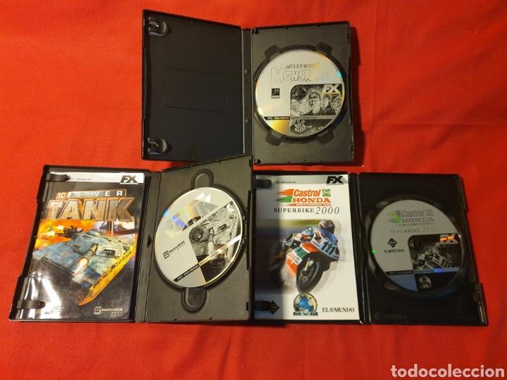 Videojuegos y Consolas: Antiguos juegos Pc CD-Rom - Foto 2 - 253560065