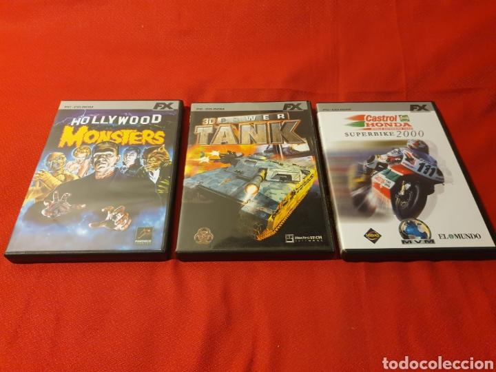 ANTIGUOS JUEGOS PC CD-ROM (Juguetes - Videojuegos y Consolas - PC)