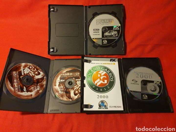 Videojuegos y Consolas: Antiguos juegos PC CD-Rom - Foto 2 - 253560295