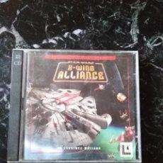 Videojuegos y Consolas: STAR WARS X-WING ALLIANCE JUEGO PC 1999. Lote 253939260