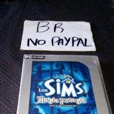 Videojuegos y Consolas: PC ROM LOS SIMS MAGIA POTAGIA DISCO DE EXPANSIÓN EN CASTELLANO EA GAMES. Lote 253963280