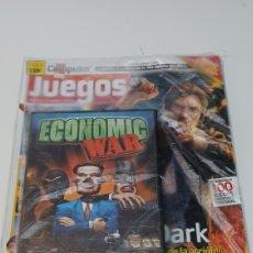 Videojuegos y Consolas: REVISTA COMPUTER HOY JUEGOS N° 85 ABRIL 2008 + PC VIDEOJUEGO ÁFRICA KORPS VS DESERT RATS. Lote 254444270