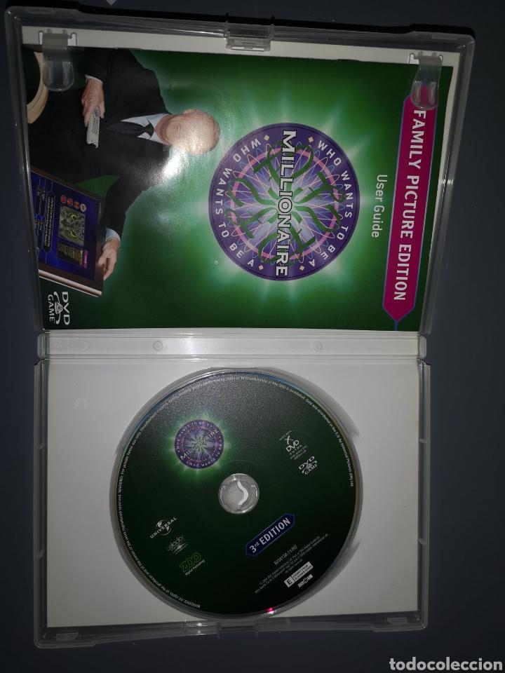 Videojuegos y Consolas: T1J42 DVD FAMILY PICTURE EDITION. MILLIONAIRE 3RD EDITION - Foto 2 - 254863705