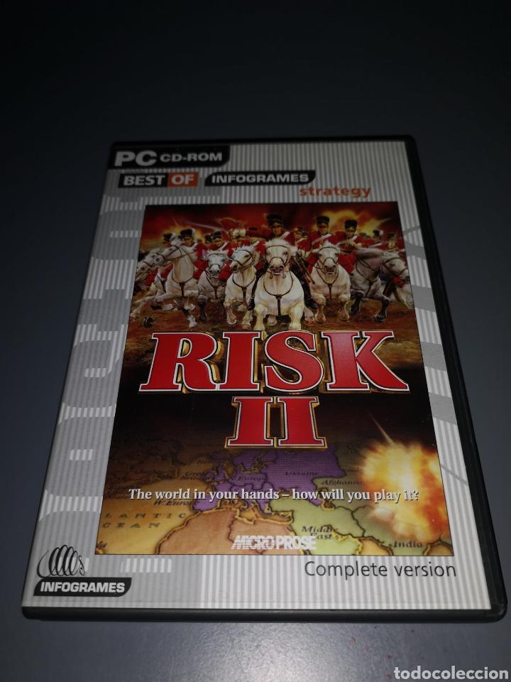 T1J43. JUEGO DE PC. RISK II (Juguetes - Videojuegos y Consolas - PC)