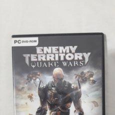 Videojuegos y Consolas: ENEMY TERRITORY: QUAKE WARS PC. Lote 254876380