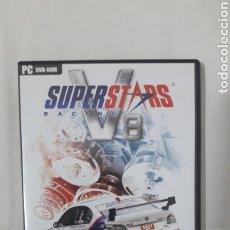 Videojuegos y Consolas: SUPERSTARS RACING V8 PC. Lote 254876550