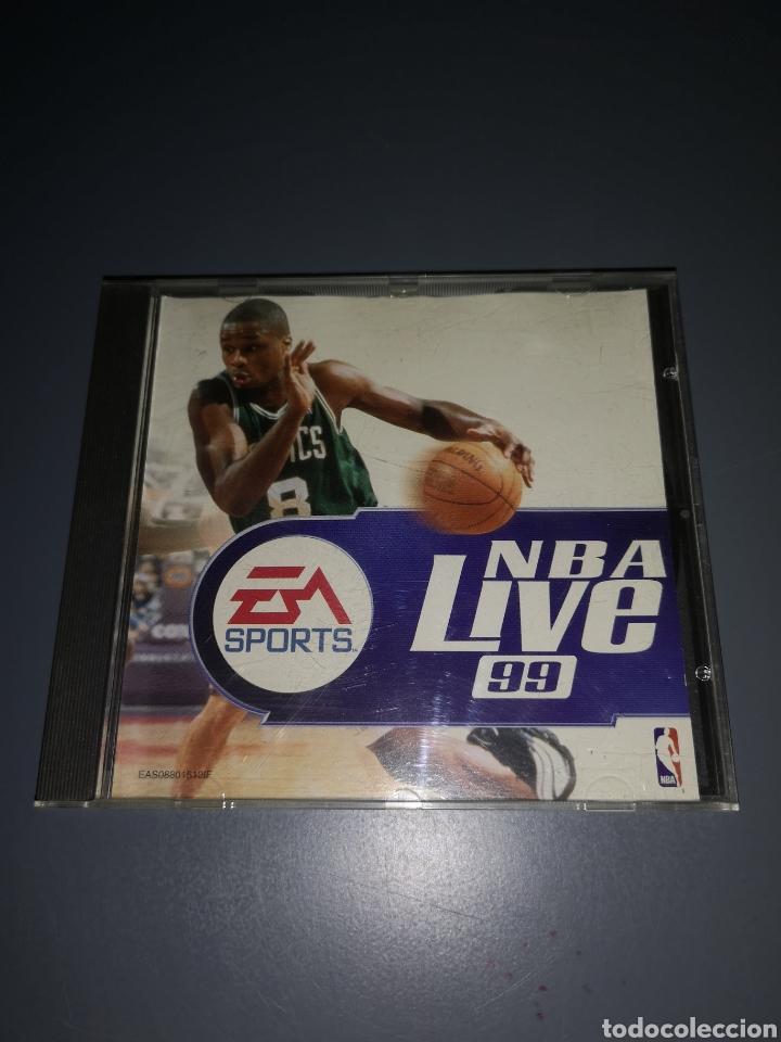 T1J45. JUEGO DE PC. NBA LIVE 99 (Juguetes - Videojuegos y Consolas - PC)