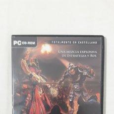 Videojuegos y Consolas: STRANGER PC. Lote 254877150