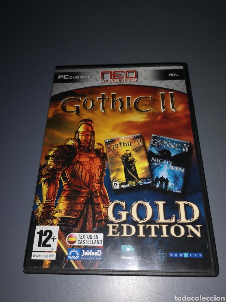 T1J46. JUEGO DE PC GOTHIC II. GOLD EDITION (Juguetes - Videojuegos y Consolas - PC)