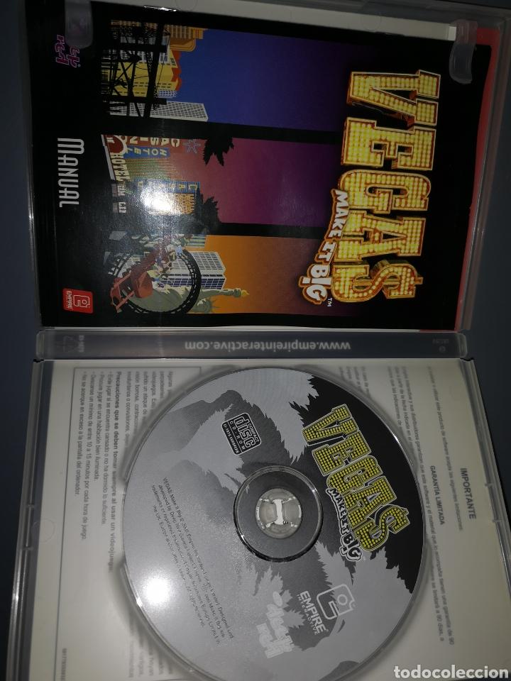 Videojuegos y Consolas: T1J47. JUEGO DE PC. VEGAS MAKE IT BIG - Foto 2 - 254879190