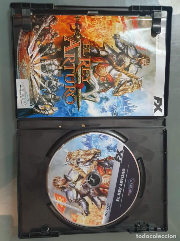 Videojuegos y Consolas: EL REY ARTURO PC - Foto 2 - 257210335