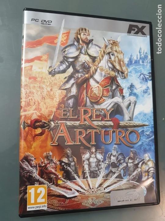 EL REY ARTURO PC (Juguetes - Videojuegos y Consolas - PC)