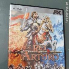 Videojuegos y Consolas: EL REY ARTURO PC. Lote 257210335