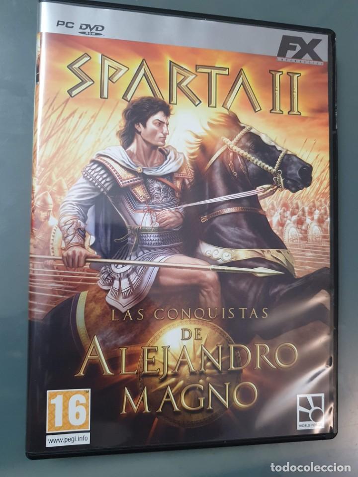 SPARTA II PC (Juguetes - Videojuegos y Consolas - PC)