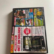 Videojuegos y Consolas: DVD DEMO. Lote 257684585