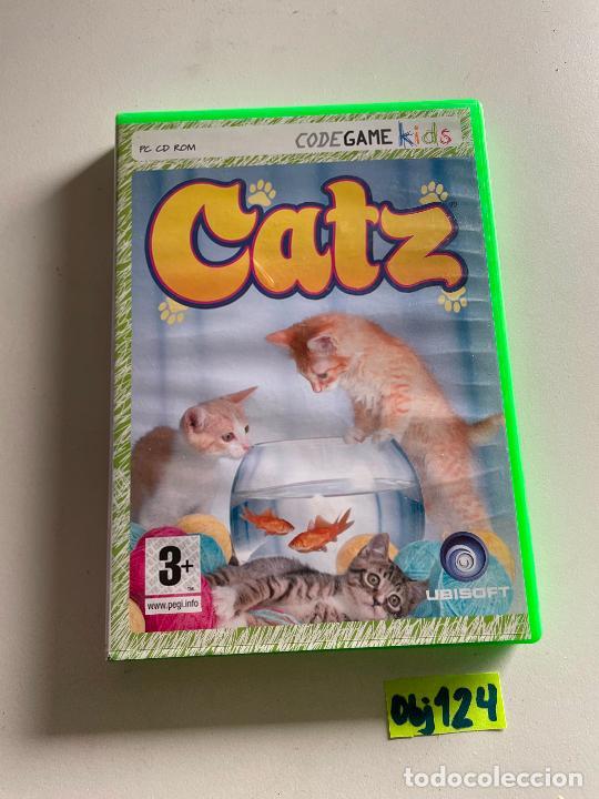 CATZ (Juguetes - Videojuegos y Consolas - PC)