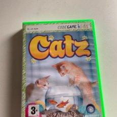 Videojuegos y Consolas: CATZ. Lote 257684695