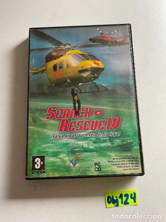 SEARCH - RESCUE (Juguetes - Videojuegos y Consolas - PC)