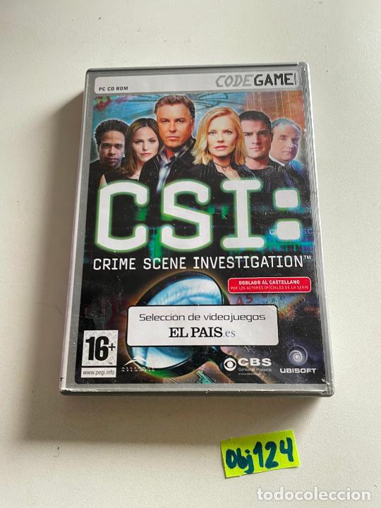 CSI (Juguetes - Videojuegos y Consolas - PC)