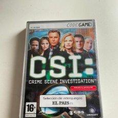 Videojuegos y Consolas: CSI. Lote 257684935
