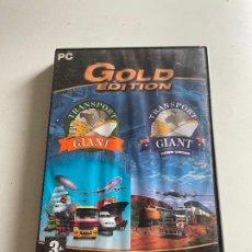 Videojuegos y Consolas: GOLD EDITION. Lote 257685295