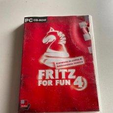 Videojuegos y Consolas: FRITZ FOX FUN. Lote 257685465