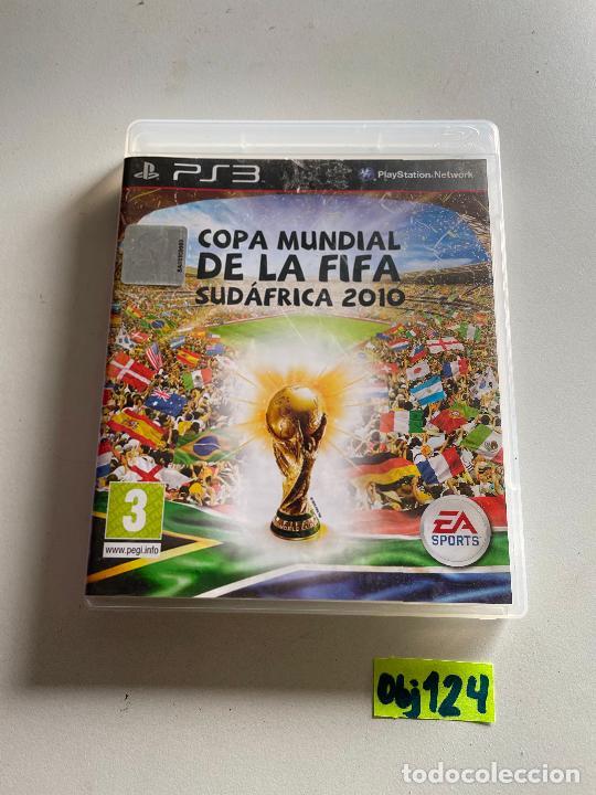 COPA MUNDIAL DE LA FIFA SUDÁFRICA 2010 (Juguetes - Videojuegos y Consolas - PC)