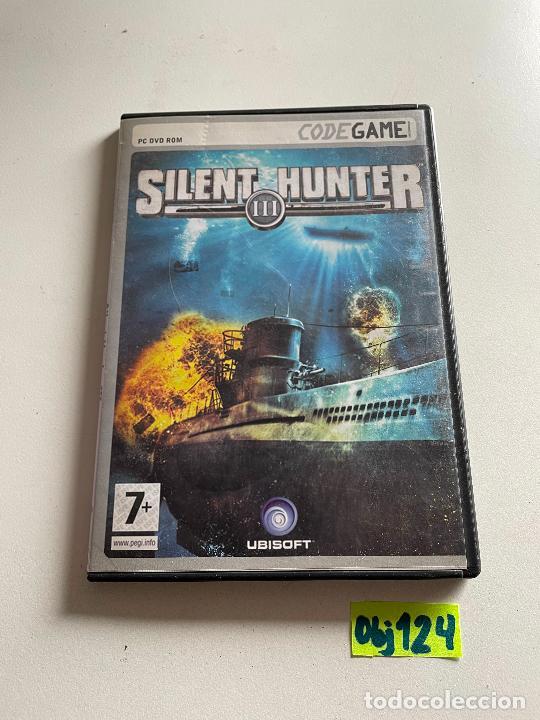 SILENT HUNTER (Juguetes - Videojuegos y Consolas - PC)