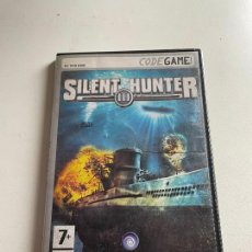 Videojuegos y Consolas: SILENT HUNTER. Lote 257685910