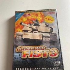 Videojuegos y Consolas: ARMORED FIST3. Lote 257686370